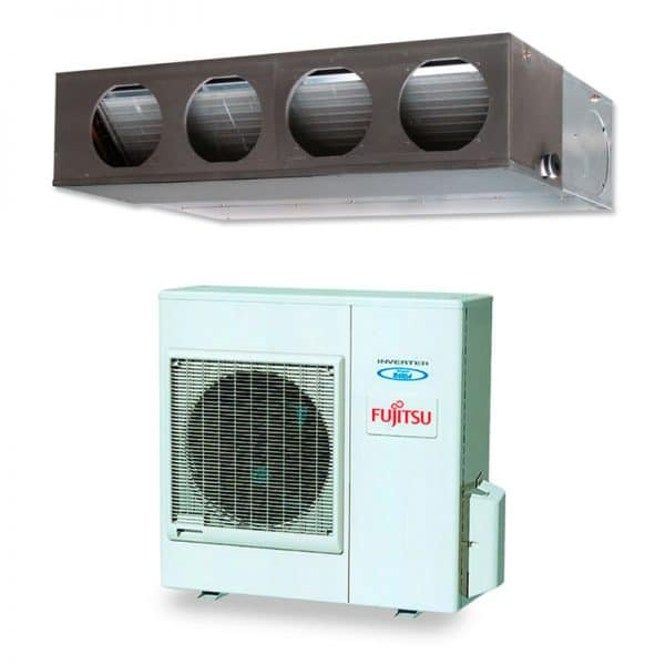 Aire acondicionado Fujitsu por conductos ACY 80 UiA LM