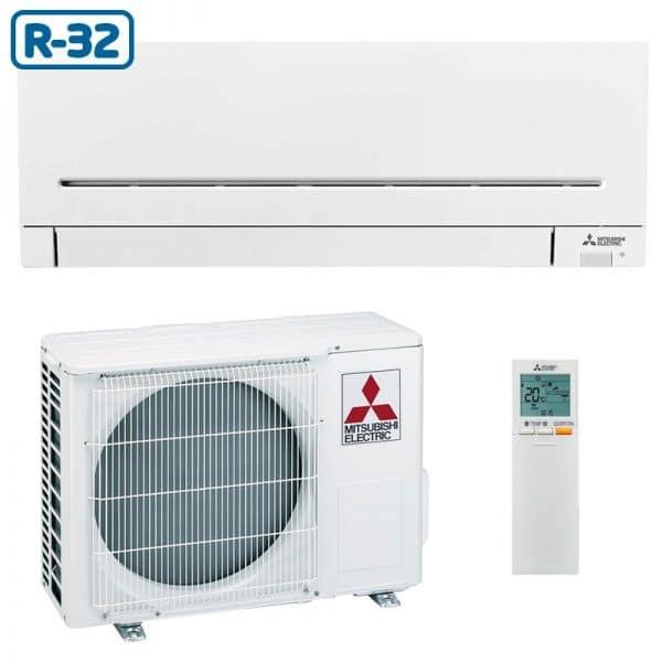 aire acondicionado mitsubishi electric msz ap25vg
